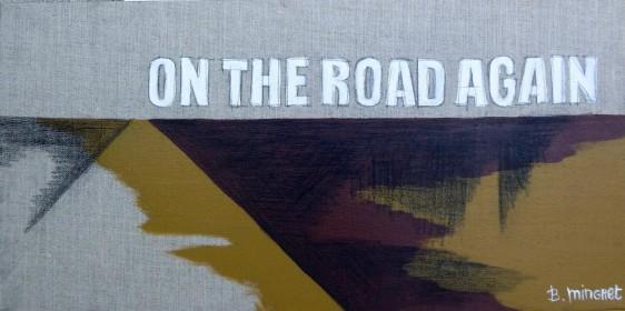 Blandine Mingret, On the Road again, 2012