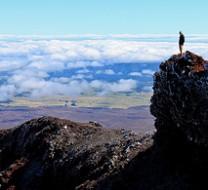 Sommet du Mont Ngauruhoe