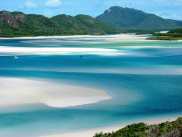 Les Îles Whitsundays (Queensland)