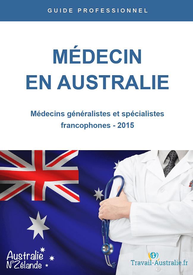 travailler comme médecin en Australie