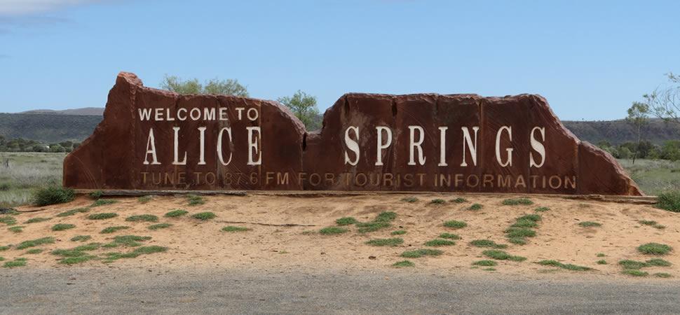 Trouver un hébergement à Alice Springs