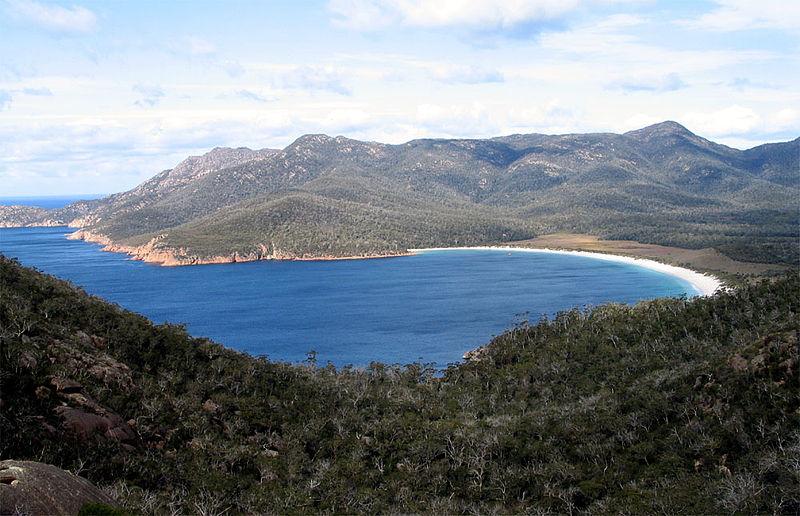 Freycinet Wineglass Bay, Freycinet National Park, Tasmanie