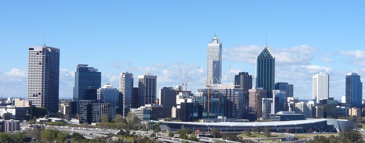 Centre-ville de Perth