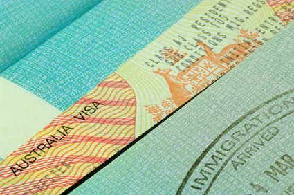 Working Holiday Visa - PVT Australien - Visas d'immigration